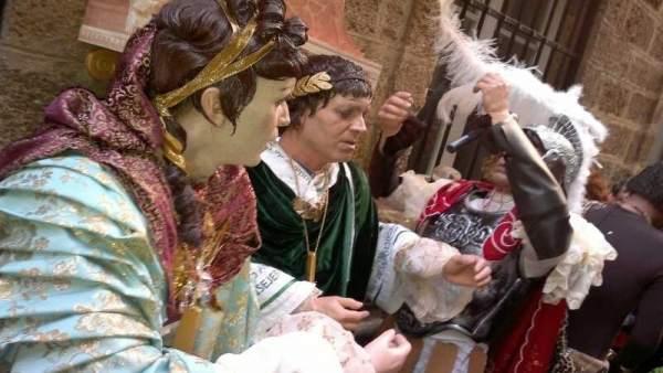Chirigota callejera del Carnaval de Cádiz - 2014