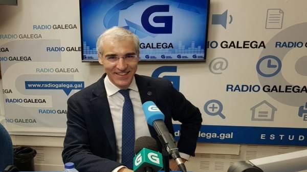 Radio Galega Entrevista Francisco Conde Hoxe Ás 08:10H No Gxd Fin De Semana
