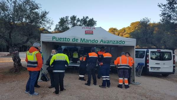 PMA desaparecido en Torremolinos