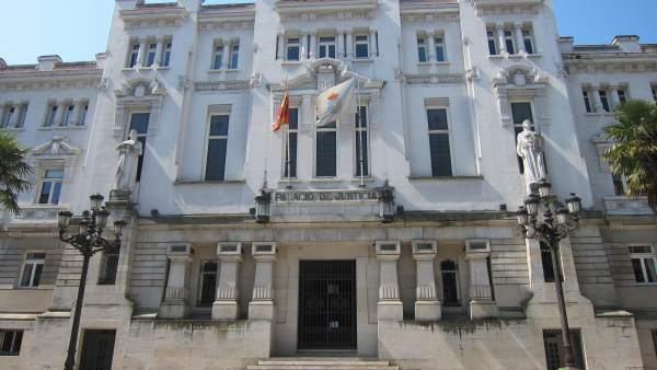 Sede Del Tribunal Superior De Xustiza