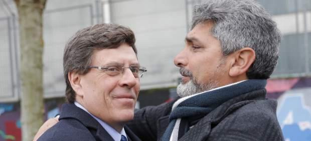 Juan Carlos Quer y Juan José Cortés