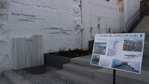 Inauguración Compás De Las Ánimas Y Del Nazareno