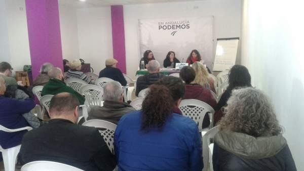 La nueva sede de Podemos Huelva