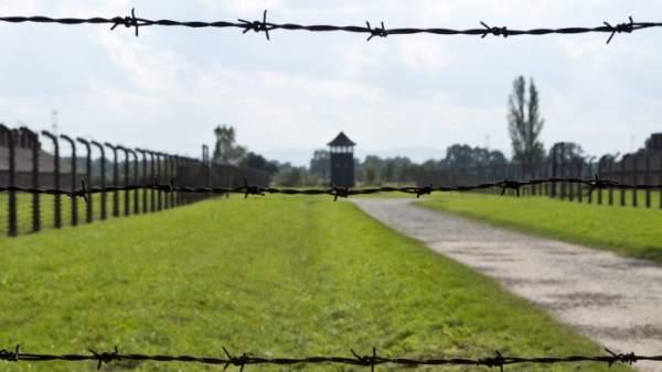 El campo de concentración de Auschwitz