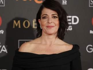 Nora Navas en los Goya 2018