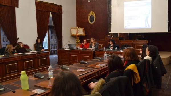 Jornada sobre perspectiva de género en la Diputación de Córdoba