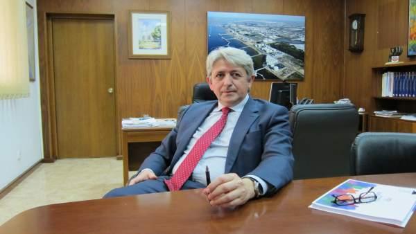 El presidente de la Aiqbe, José Antonio Agüera.