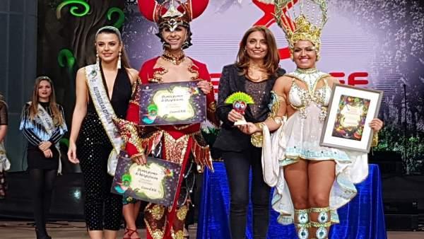 Joroperos gana el certamen de Comparsas del Carnaval de Santa Cruz de Tenerife
