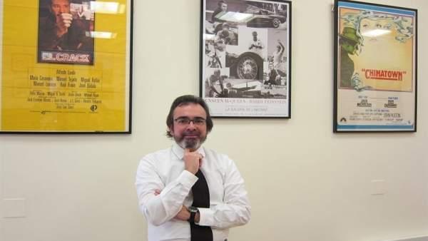 El consejero de Presidencia y Fomento, Pedro Rivera