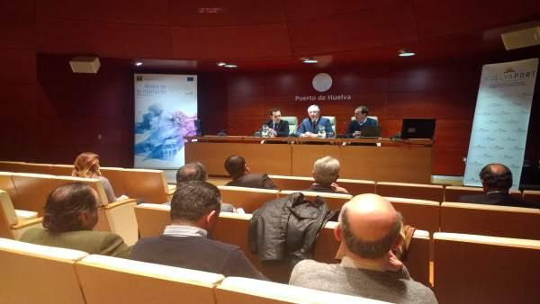 1 Nota Y 2 Fotos Delegación Gobierno Huelva