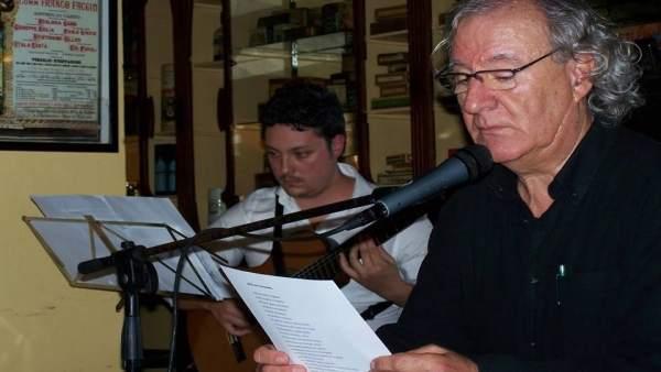 El poeta Antonio Cano