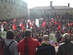 Manifestación SOS Sanidad Pública