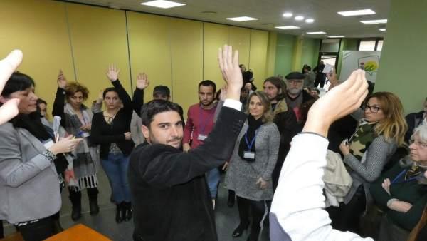 Ismael Sánchez seguirá al frente de IU
