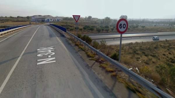 Carretera N-340