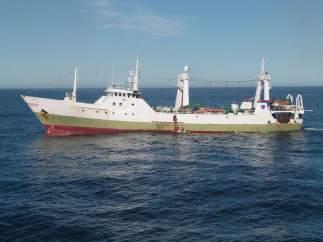 Pesquero español