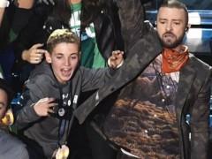 Justin Timberlake en la Super Bowl