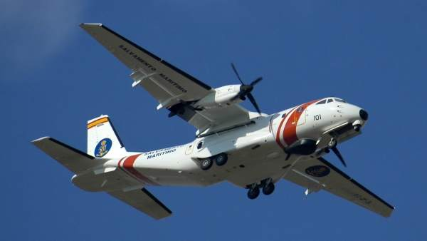 Avión Sasemar 101