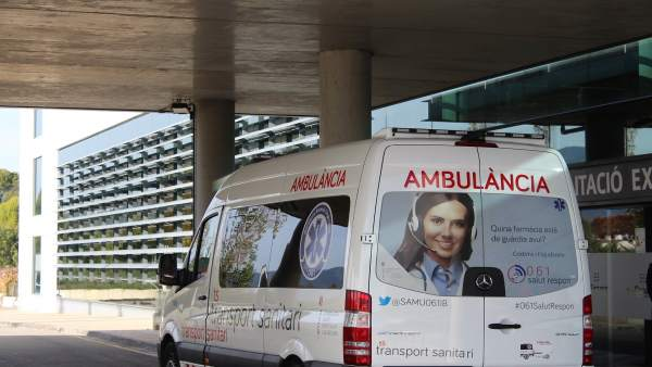 Ambulancia, 061, recurso, son espases
