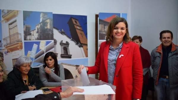 Sandra Gómez guanya a Maite Girau en les primàries del PSPV de València