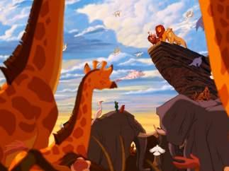 1. 'El rey león' (1994)