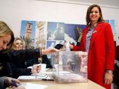 Sandra Gómez gana las primarias del PSOE de la ciudad de València
