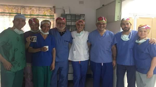Anterior expedición sanitaria a Nicaragua