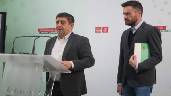 Francisco Reyes y Felipe Sicilia