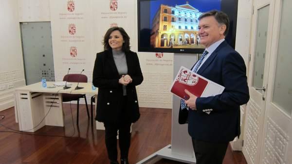 Presentación del presupuesto de Cultura para 2018.