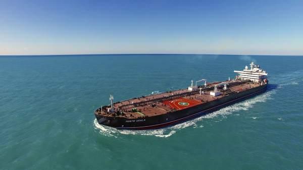 Petrolero 'Monte Udala' contruido en Navantia Puerto Real