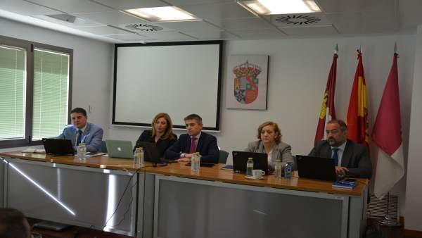 Uclm: La Comisión De Estrategia De La Uclm Aborda En Su Segunda Reunión El Mapa