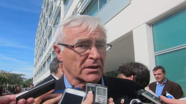 Ribó felicita a Gómez per la seua victòria en les primàries del PSPV per a la secretaria general en la ciutat