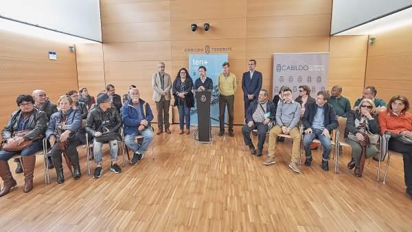 Nota De Prensa Y Fotografía: Mayores Tarjeta Tenmás