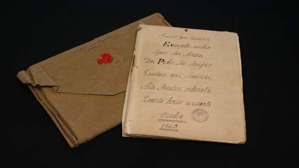 Manuscrito en euskera incorporado al Archivo Abierto.