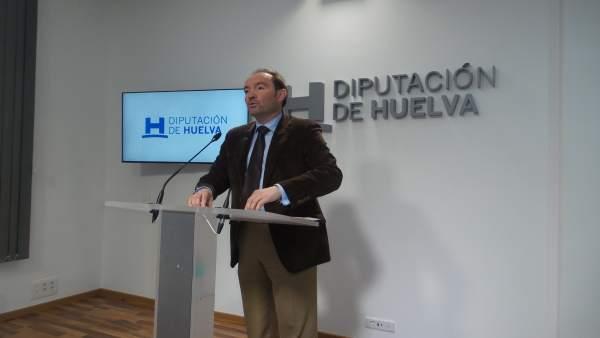 Adjuntamos Nota De Prensa Y Foto De Hoy, 5 De Febrero, Previa Pleno De Diputació