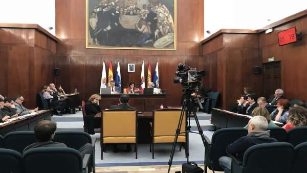 Primer debate del estado de la ciudad