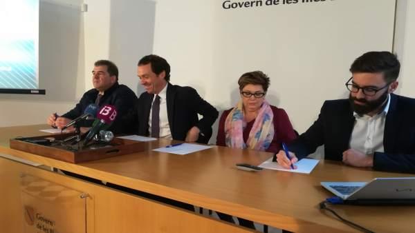 Marc Pons Presenta Medidas De La Ley De Cambio Climático