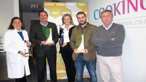 Reconocimiento a aceites Jaén Selección en Citoliva