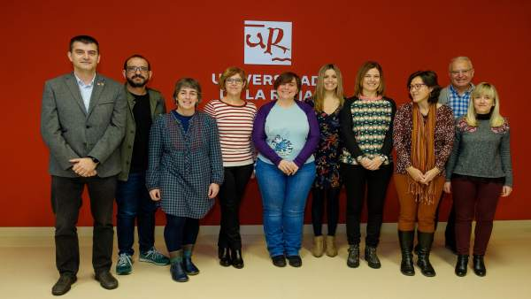 Mujeres investigadoras UR