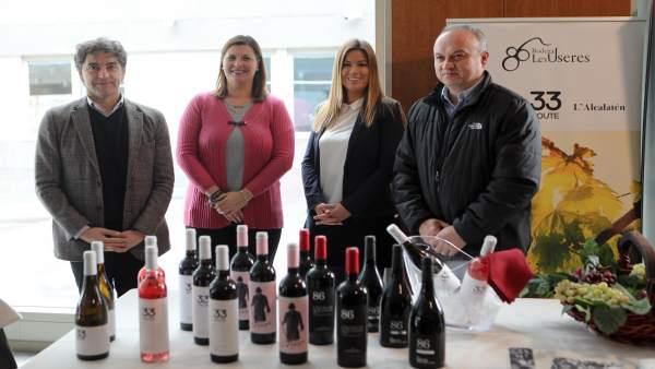 Estrellas Michelin exhiben sus tecnologías en Castellón en el Gastronomía y Vino