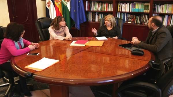 Avance Ayuntamiento De Jerez. Notas De Prensa Y Fotografías (Primer Envío) 5 De