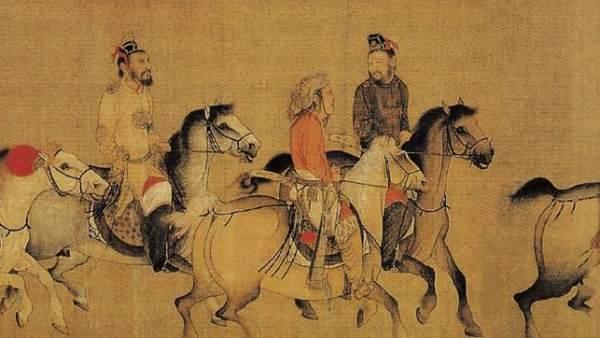 Pintura de la dinastía Liao