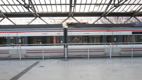 Trenes de Cercanías Madrid