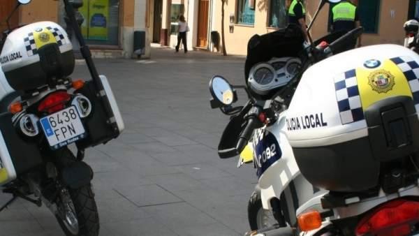 Imagen de la Policía Local Burjassot (archivo)