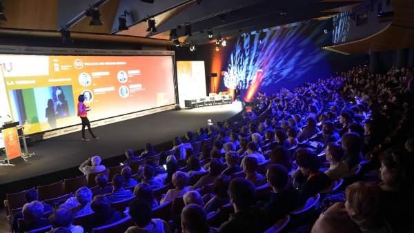 Inauguración de la Conferencia Global Urban Intelligence
