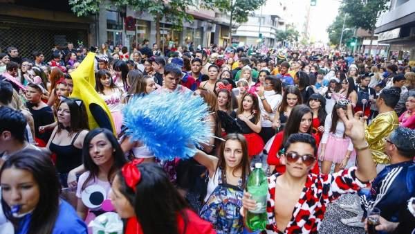 Gran Cabalgata del Carnaval de Las Palmas de Gran Canaria