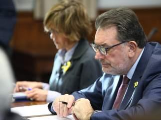 Josep Lluís Cleries, portavoz del PDeCAT en el Senado.