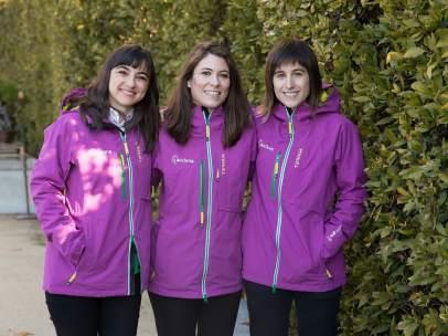 Expedición de mujeres científicas a la Antártida