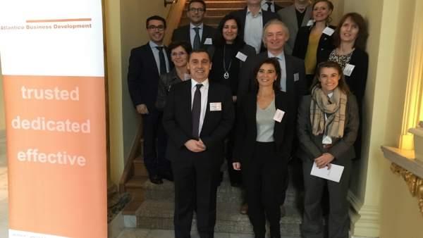 Seminario de Puertos Españoles en Róterdam