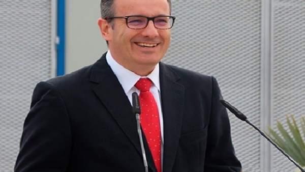 Diego Conesa, secretario general PSRM-PSOE