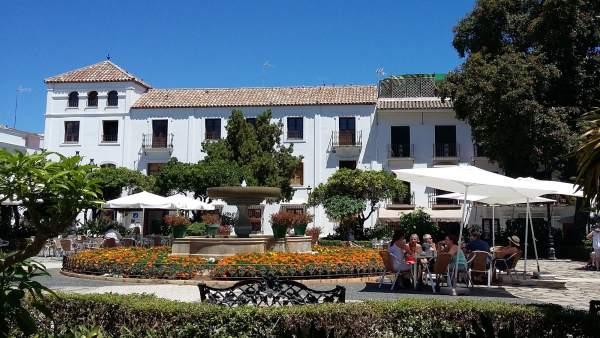 Casa Tejerinas de Estepona